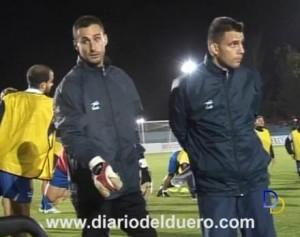 Alex y Rivero