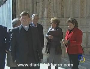 Andrés parroco de Santa María