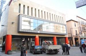 Caja de Burgos centro cultural