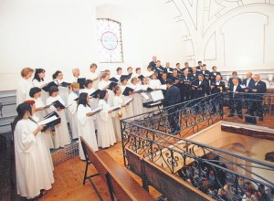 Coro Orfeón Arandino