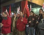 Manifestación Jubilación Sindicatos
