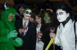 fiesta la machorra halloween caleruega