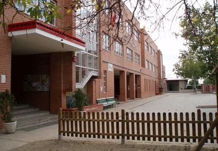 Colegio Fernán González de Aranda de Duero