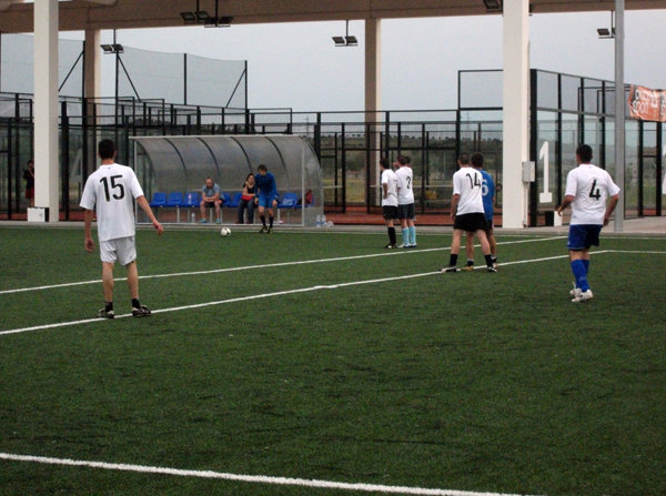 prado sport torneo futbol