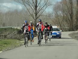ciclismo entre