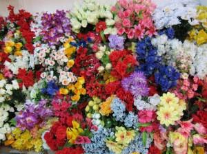flores dia santos