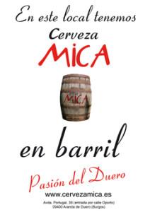 Mica DINA3 en Barril copia