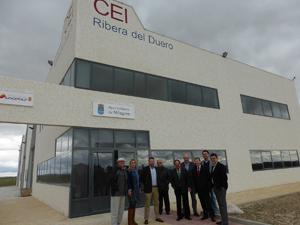 Visitando CEI. 2-3-2014.