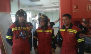 bomberos encuentro