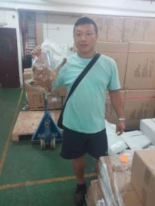 lechazo de aranda en china
